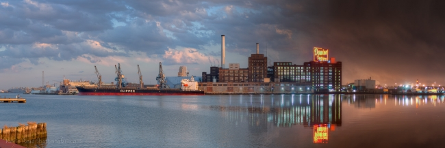 Domino Sugar Factory 11